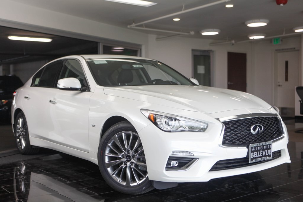Awd Cars For Sale >> New 2018 Infiniti Q50 3 0t Luxe Awd