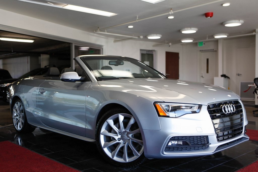 Pre-Owned 2016 Audi A5 2.0T Premium Plus