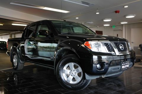 Pre-Owned 2013 Nissan Frontier SV