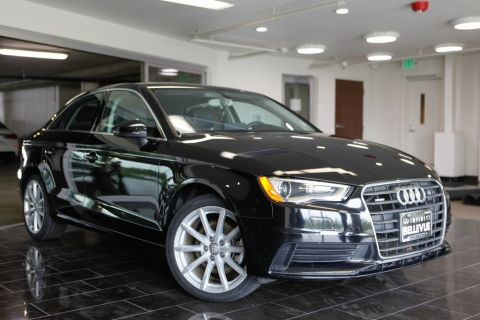 Pre-Owned 2015 Audi A3